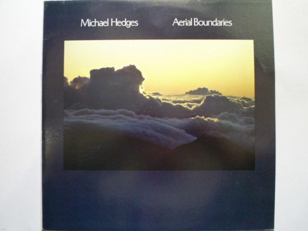 LP(엘피 레코드) 마이클 헤지스 Michael Hedges : Aerial Boundaries