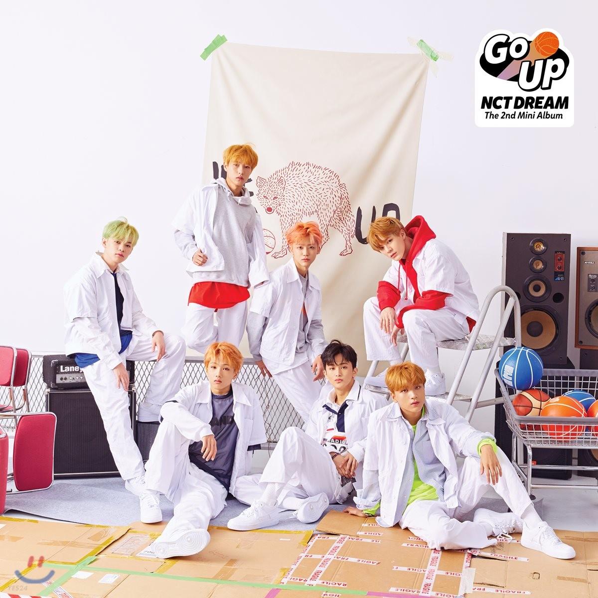 엔시티 드림 (NCT Dream) - 미니앨범 2집 : We Go Up