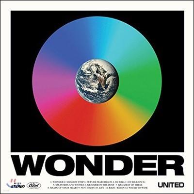 힐송 유나이티드 2017 Hillsong UNITED - Wonder [레드&블루 컬러 2 LP]