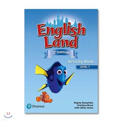 English Land 2/E Level 1 :  Activity Book