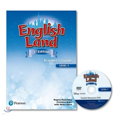 English Land 2/E Level 1 :  Teacher's Guide with Resources DVD