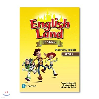 English Land 2/E Level 2 :  Activity Book