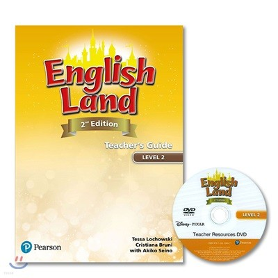 English Land 2/E Level 2 :  Teacher's Guide with Resources DVD