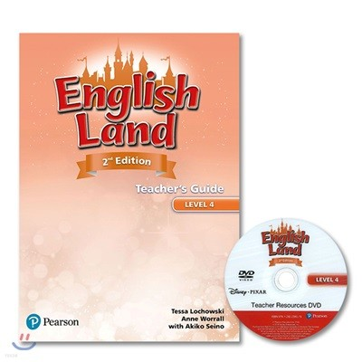 English Land 2/E Level 4 :  Teacher's Guide with Resources DVD