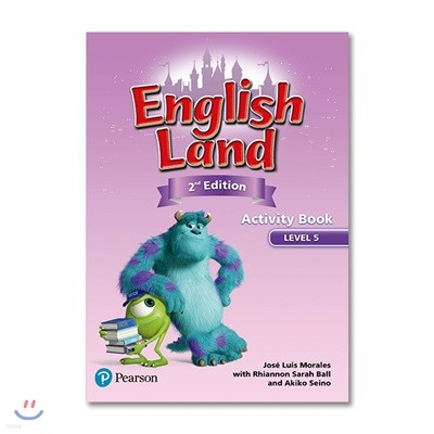 English Land 2/E Level 5 :  Activity Book