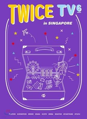 트와이스 (TWICE) - TWICE TV6 TWICE in Singapore DVD