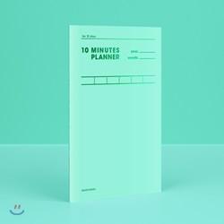 [컬러칩] 텐미닛 플래너 31DAYS - 그리너리