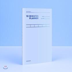 [컬러칩] 텐미닛 플래너 31DAYS - 세레니티
