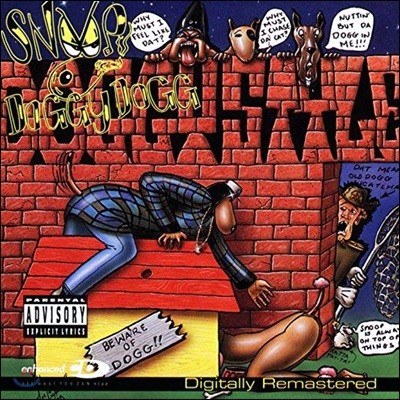 Snoop Doggy Dogg (스눕 독) - Doggystyle [2 LP]