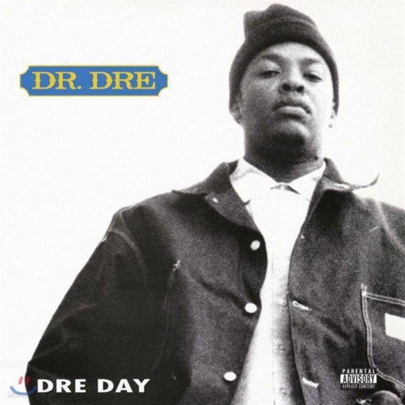 Dr. Dre (닥터 드레) - Dre Day [투명 컬러 LP]