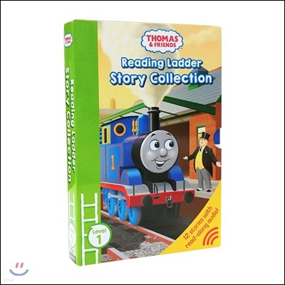 Thomas & Friends : Reading Ladder Story Collection Lv. 1