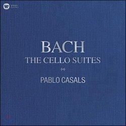 Pablo Casals 바흐: 무반주 첼로 모음곡 전곡집 (Bach: The Cello Suites) 파블로 카잘스