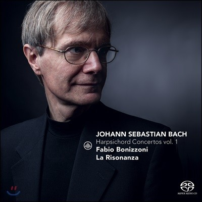 Fabio Bonizzoni 바흐: 하프시코드 협주곡 1집 - 1번, 2번, 4번, 5번 (Bach: Harpsichord Concertos Vol. 1)