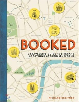 Booked : 문학 기행을 위한 여행 가이드북