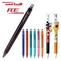미쯔비시 유니볼 지워지는 볼펜 RE(알이) 디즈니 한정 URN-180-38/05/0.38/0.5mm