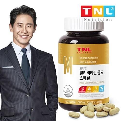 TNL뉴트리션 멀티비타민 골드(병) 1병 (3개월분)