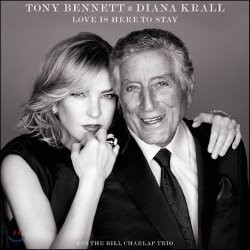 Tony Bennett / Diana Krall - Love Is Here To Stay 토니 베넷 / 다이애나 크롤 조지