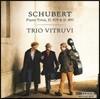 Trio Vitruvi 슈베르트: 피아노 삼중주 D929 & D897 '노투르노' (Schubert: Piano Trios 'Notturno') 트리오 비트루비