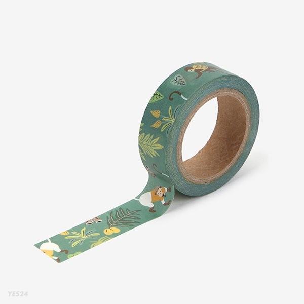 Masking tape single - 136 Jungle