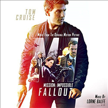 Lorne Balfe - Mission: Impossible - Fallout (미션 임파서블 6) (Soundtrack)(2CD)