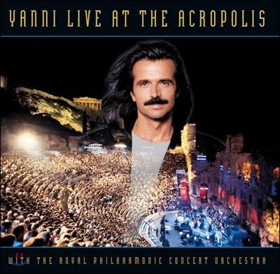 Yanni (야니) - 1993년 아크로폴리스 라이브 앨범 (Live At The Acropolis)