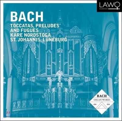Kare Nordstoga 바흐: 토카타, 전주곡과 푸가 (Bach: Toccatas, Preludes and Fugues)