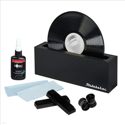 Studebaker - Studebaker Sb450 Vinyl Record Cleaning System With Cleaning Solution (LP클리너)(LP청소)(New)