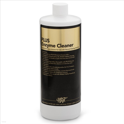 Mobile Fidelity - Mobile Fidelity Sound Lab Plus Enzyme Cleaner 32oz