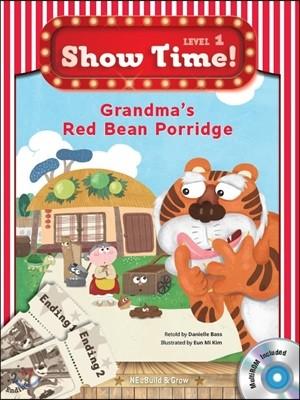 Show Time Level 1-9 : Grandma`s Red Bean Porridge(SET)
