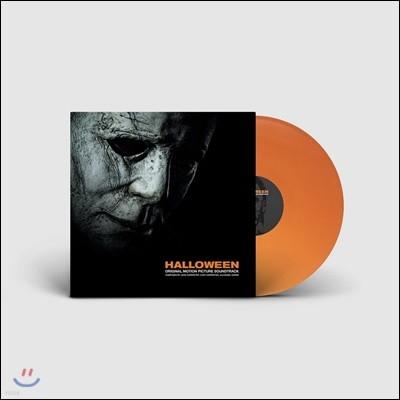 할로윈 영화음악 [발매 40주년 기념반] (Halloween OST by John Carpenter) [펌킨 오렌지 컬러 LP]