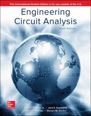Engineering Circuit Analysis, 9/E