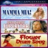 Musicals Spotlight Collection - Musicals Spotlight Collection (Mamma Mia!, Jesus Christ Superstar, Flower Drum Song) (Universal's 100th Anniversary) (3DVD)