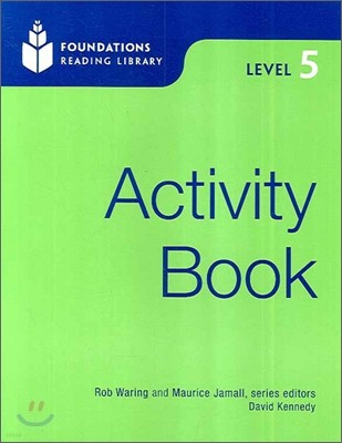 Foundations Reading Library Level 5 : Activity Book