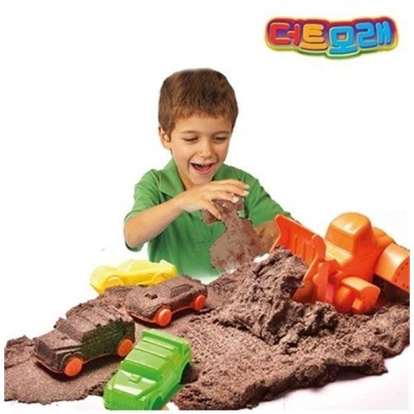 [17%할인+무료배송]깜돌이모래 곤충놀이 5kg 풀세트
