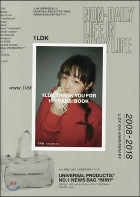 1LDK THANK YOU FOR 10 YEARS. BOOK