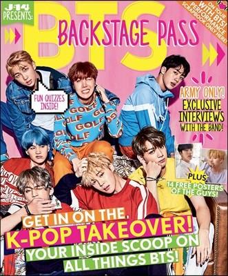 J-14 Presents : BTS Backstage Pass (방탄소년단 스페셜)