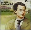 Klaus Tennstedt 말러: 교향곡 4번 (Mahler: Symphony No. 4) 클라우스 텐슈테트