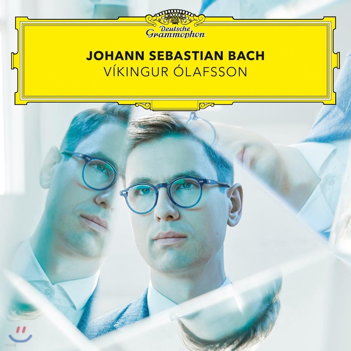 Vikingur Olafsson 바흐: 피아노 작품집 (Bach: Piano Works) 비킹구르 올라프손