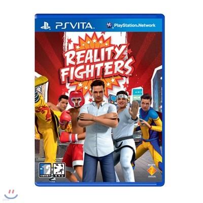 [PSVITA] 리얼리티 파이터 (Reality Fighters)