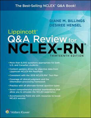 Lippincott Q&A Review for Nclex-RN