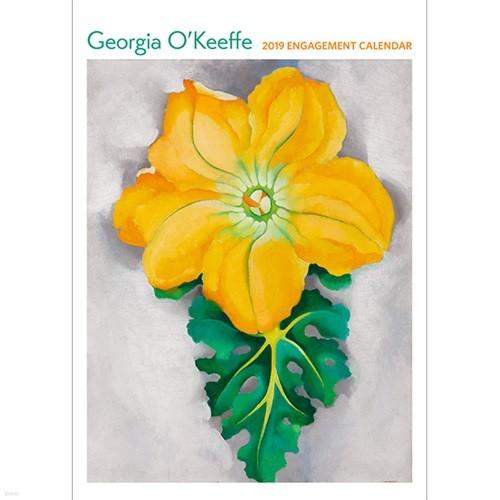 2019 다이어리 Georgia O'Keeffe
