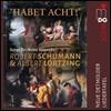 Neue Detmolder Liedertafel 슈만 / 로르칭: 가곡 남성합창 편곡집 (Schumann / Lortzing: Songs For Male Voices)