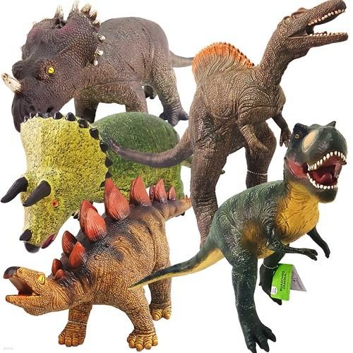 50cm 소프트공룡 대형공룡인형 5종 모음