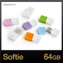 [10개이상 인쇄무료][무료배송][메모렛] 소프티 softie 64GB USB메모리