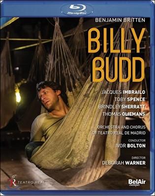 Ivor Bolton 브리튼: 오페라 '빌리 버드' (Britten: Billy Budd)