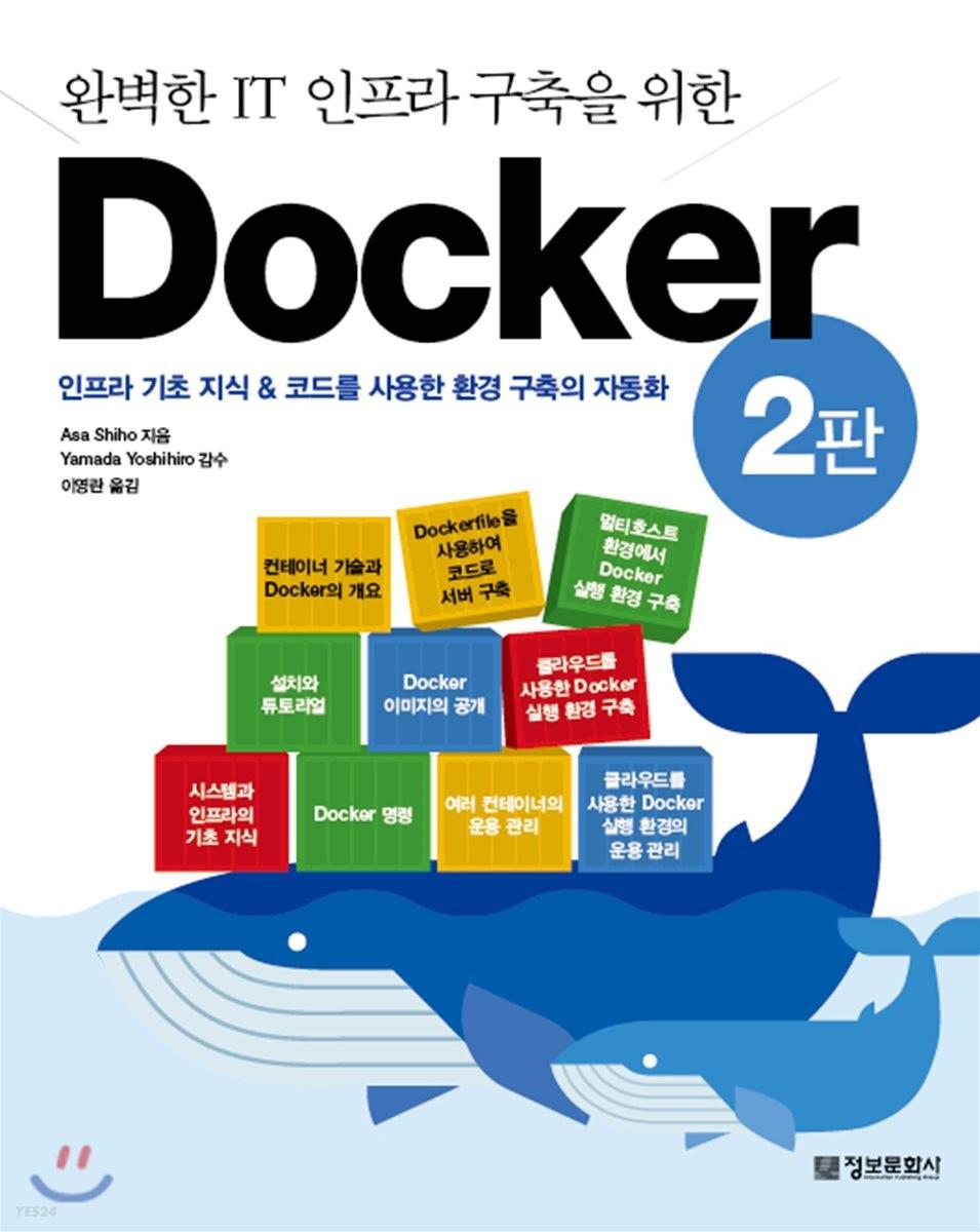 완벽한 IT 인프라 구축을 위한 Docker