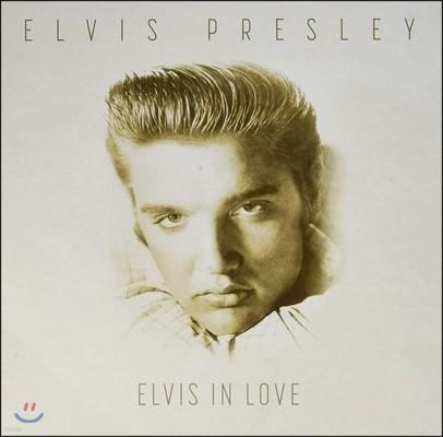 Elvis Presley (엘비스 프레슬리) - Elvis In Love [LP]