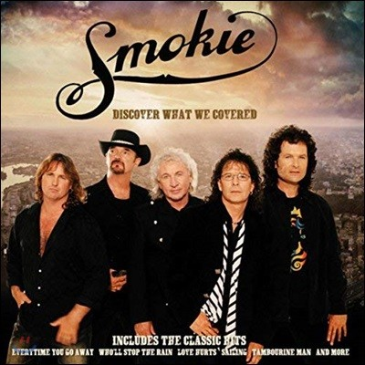 Smokie - Discover What We Covered 스모키 커버 앨범 [LP]