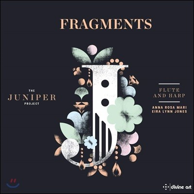 Anna Rosa Mari / Eira Lynn Jones 플루트와 하프를 위한 작품집 - 주니퍼 프로젝트 (Music for Flute and Harp - The Juniper Project)