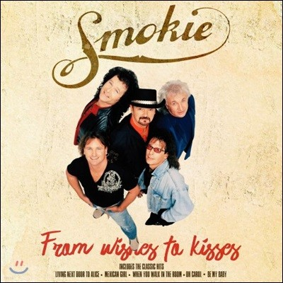 Smokie (스모키) - From Wishes To Kisses [LP]